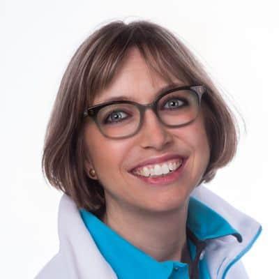 Hausärztin Kristina Mauch