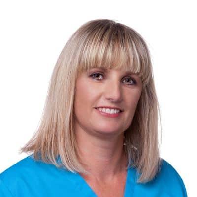 Gesundheits- und Krankenpflegerin Barbara Fleig