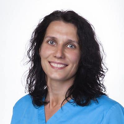 Sabine Kasper: Gesundheits - und Krankenpflegerin