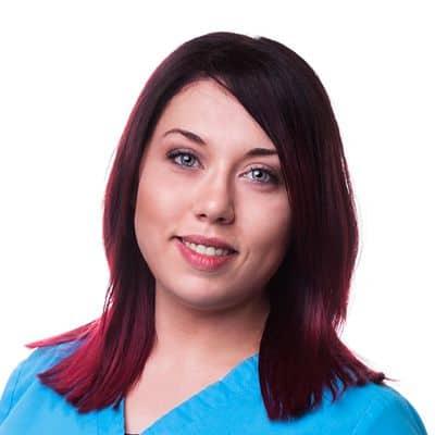 Annika Scheerer: Medizinische Fachangestellte