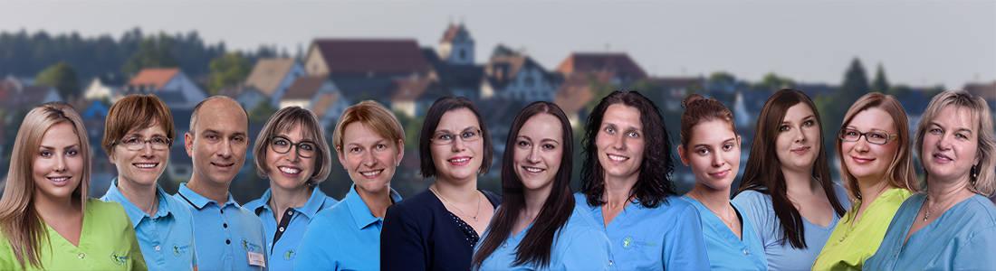Hausarztpraxis Regiodocs Aichhalden Team
