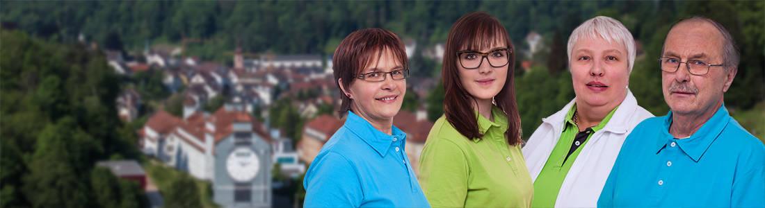 Team Hausarztpraxis Regiodocs Schramberg Talstadt